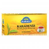 Karali Karadeniz Bardak Poşet Siyah Çay 25li