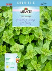 Miracle Mercanköşk Tohumu (200 Tohum) 20 Adet