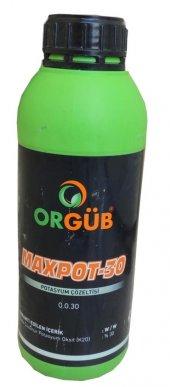 Maxpot Suda Çözünen Sıvı Potasyum Gübre 1 Litre