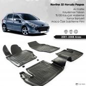 Peugeot 307 3d Paspas Novline