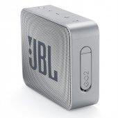 Jbl Go 2 Taşınabilir Su Geçirmez Bluetooth Hoparlör Gri