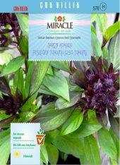 Miracle Tarçın Kokulu Fesleğen Tohumu (250 Tohum) 50 Adet