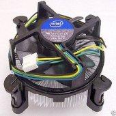 Intel Soket 1150 1155 Pin Orjinal İşlemci Fanı
