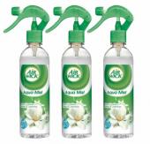 Air Wick Kumaş Ve Oda Kokusu Bahar Çiçekleri 3lü Set