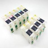Epson T1571 T1579 Uyumlu Kolay Dolan Kartuş 9 Renk