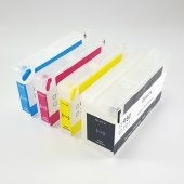 Hp 711 Uyumlu Kolay Dolan Kartuş 4 Renk