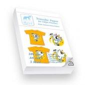 Rovi Transfer Kağıdı (Koyu Renk Pamuklu Kumaş) 180gsm 1yp A4