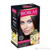 Bıoblas Saç Dökülmesine Karşı Saç Boyası 3.0 Koyu Kestane