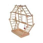 Trixie Kuş Oyun Bahçesi 44� 44� 16 Cm