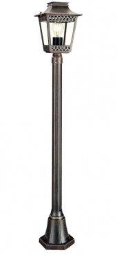 Massıve Istanbul Uzun Direk Kahverengi 1x60w 230v