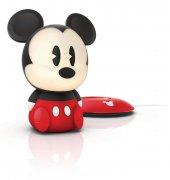 Philips Softpal Mickey Masa Lambası Led Siyah 1x1