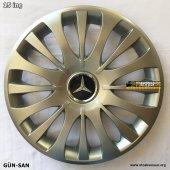 Mercedes 15 İnç Jant Kapağı (Set 4 Adet) 329