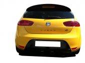 Seat Leon Mk2 Cupra Model 2010 2012 Spoiler (Fiber)