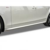 Audi A4 B8 2008 2016 S Line Yan Marşpiyel Seti (Fiber)