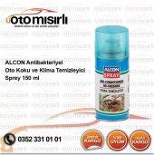 Alcon Antibakteriyel Oto Koku Ve Klima Temizleyici Sprey 150 Ml