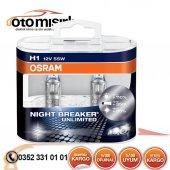 Osram H1 Night Breaker Unlimited 2&#039 Li Set 64150nbu