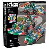 K Nex 12 Farklı Model Araç Seti Building Set Knex 25525