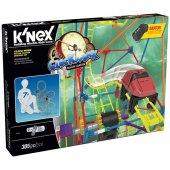 K Nex Clock Work Roller Coaster Seti (Motorlu) Thrill Rides Knex
