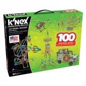 K Nex 863 Parçalı 100 Farklı Model Building Set Knex 12605