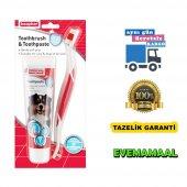 Beaphar Toothbrush Köpek Diş Fırçası Ve Diş Macunu Seti