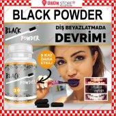 Black Powder Siyah Diş Tozu Süper Beyazlık