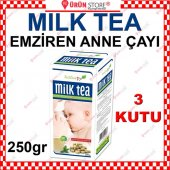 Naturpy Milk Tea Emziren Anne Çayı 250 Gr 3 Kutu