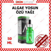 Algae Yosun Özü Yağı 50 Ml X 2 Kutu