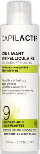 Capilactif Kepeklenme Karşıtı Şampuan, 200ml.