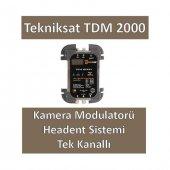 Tekniksat Tdm 2000 Tekli Kamera Modulatörü
