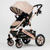 Norfolk Baby Voyage Comfort Air Luxury &ccedilift Y&oumlnlü Bebek Arabası
