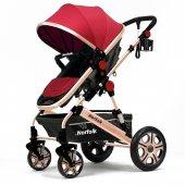 Norfolk Baby Voyage Comfort Air Luxury Çift Yönlü Bebek Arabası