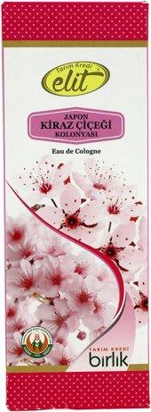Tarım Kredi Elit Japon Kiraz Çiçeği Kolonyası Cam Şişe 500cc