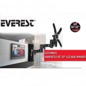 Everest Lcd Hr615 10 32 Hareketli Lcd Tv Askı Aparatı