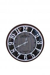 Time Gold Doğa Duvar Saati Aynalı Çap 40 Cm