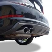 Audi A3 S3 8v 2013 2016 Arası Sedan Makyajsız Difüzör (İthal Pl