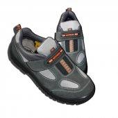 çelik Burunlu Süet Cırtlı İş Ayakkabısı (Yazlık)