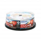 Phılıps Dr4s6b25f 97 Dvd+r 16x 120dk. 4.7 Gb 25li