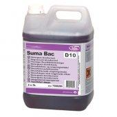 Suma Bac D10 Sanitizeri Deterjan 5 Kg