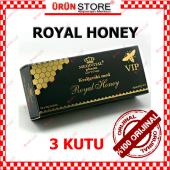 3 Adet Royal Honey Performans Arttırıcı