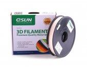 Esun Filament Uv İle Renk Değiştiren Filament Mor Beyaz 3mm