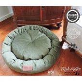 Wowpaw Luxury Döşeme Kedi Köpek Yatağı 60x60x15 Ye...
