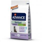 Advance Sterilized Hindili Kısırlaştırılmış Hairball Kedi Maması