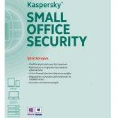 Kaspersky Small Office Security 1yıl 1server + 5kullanıcı + 5 Mobil Cihaz