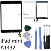 Ipad Mini (A1432) Dokunmatik Panel Ve Takma Seti