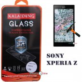 Sony Xperia Z Tempered Glass Ekran Koruyucu