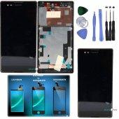 Sony Xperia T3 Lcd Ekran Dokunmatik Panel