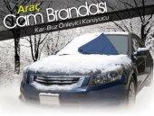Araç Kar Buz Önleyici Araç Ön Cam Brandası