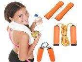 Aile Fitness Seti (4 Parça)