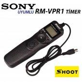 Sony Shoot Rm Vpr1 Timer Uzaktan Kumanda
