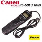 Canon Shoot Rs 60e3 Timer Uzaktan Kumanda